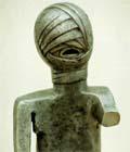 Кто из представителей авангарда в русской скульптуре второй половины 20 в. разработал оригинальный вариант поп-арта, т.н. гроб-арт (композиции из старых канализационных труб и прочего техногенного хлама)?